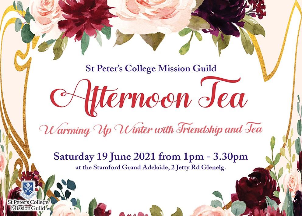 Mission Guild Afternoon Tea