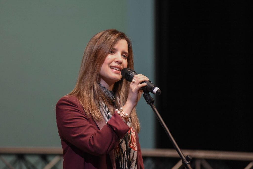The Voice finalist Rachael Leahcar